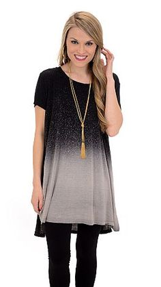 ShopBlueDoor.com: We're all for tops that give us that fashion forward look without even trying! $36