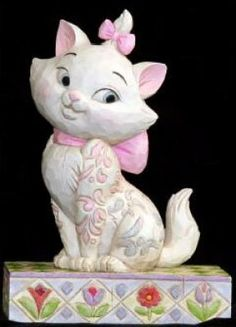 Aristocats Marie Figurine by Jim Shore - Have it :)