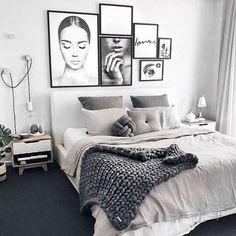 Fine 36 Stunning Modern Scandinavian Bedroom Design And Decor Ideas