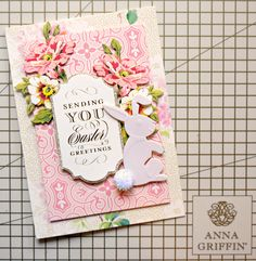 Hello friends! I hope you were able to catch Anna's 7 year Anniversary on HSN last week! Today I'm sharing some of the cards I created with...