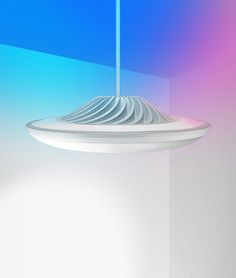 Luke Roberts Model F - Choose out of more than colours of uplight! Id Design, Smart Design, Lamp Design, Light Colors, Colours, Luke Roberts, Downlights, White Light, Ceiling Lights