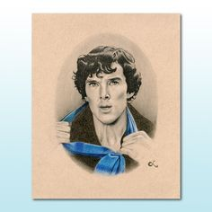 """I Am SHERlocked"" Print 