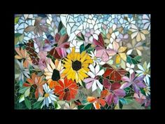 """ScalonArt - """"Spring has Sprung"""" - commissioned wall panel  24 x 36"""