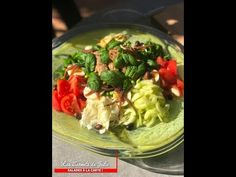 Recette : Salade niçoise de Jacques Maximin - Les carnets de Julie - Sal...