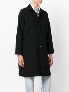 Société Anonyme Japanese style trench coat