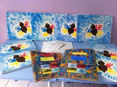 Resultado de imagem para projeto artes na educação infantil