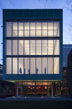 Isabella Stewart Gardner Museum - Designed by Renzo Piano