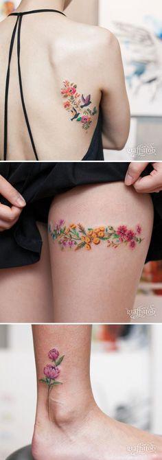 Le printemps est arrivé et l'été ne tardera pas à se montrer le bout du nez, signifiant que plusieurs personnes auront la soudaine envie de s'enrober de fleurs et de...