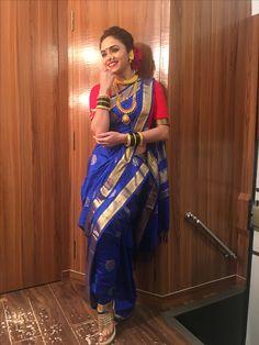 The perfect Brahmin navari saree