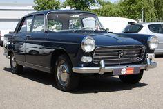 1961 Peugeot 404 Grand Tourisme | I4, 1,618 cm³ | 72 PS / 53 kW | Design : Pininfarina