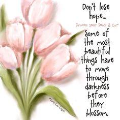 Princess Sassy Pants  Don't lose hope