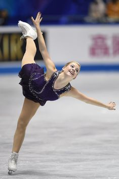 Gracie Gold Pictures - ISU World Team Trophy - Day 3 - Zimbio