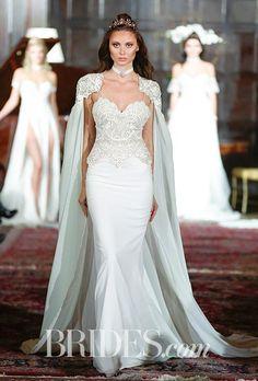 Brides: Julie Vino Wedding Dresses - Fall 2017 - Bridal Fashion Week
