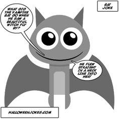Bat Joke Comic - Halloween Jokes Halloween Jokes, Halloween Bats, Comics, Fictional Characters, Check, Comic Books, Comic Book, Comic, Cartoons