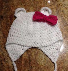 Baby Bear Hat (2015)