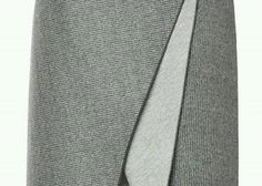 Юбка-конверт дизайнера Дион Ли.Схемы моделирования.. Обсуждение на LiveInternet - Российский Сервис Онлайн-Дневников