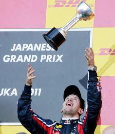 L'ultimo capitolo della storia tra Vettel e la Red Bull viene scritto il 9 ottobre 2011, con il successo al Mondiale 2011Vettel-Red Bull, storia di un matrimonio perfetto