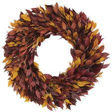 Bittersweet Myrtle Wreath