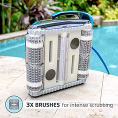 Cleaning Above Ground Pool, Above Ground Pool Vacuum, Best Above Ground Pool, Best Robotic Pool Cleaner, Swiming Pool, Pool Cleaning, Nautilus, Cleaning Solutions, Save Energy