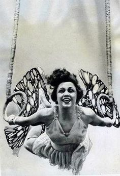 1930s aerialist and acrobat Lillian Leitzel