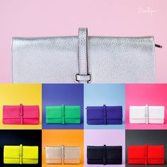 You know that clutches have their own #personalities? #Annabelingall clutch Lon wallet series presented by [#BOU7IQUE]