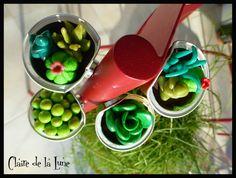 Succulentes fimo nespresso 4
