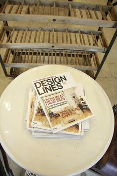 Design Lines - New ISSUE by Smash Inventory, via Flickr
