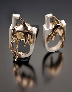TheCarrotbox.com modern jewellery blog : obsessed with rings // feed your fingers!: Patrick Shureb / Kolodesign