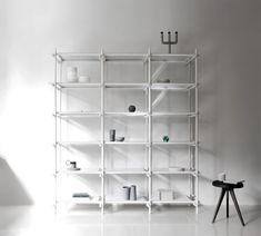 jan plechac & henry wielgus join stick system shelf for menu - designboom | architecture & design magazine