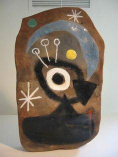 Céramique Contemporaine Joan Miro