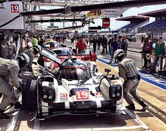 Porsche Pitstop Practice