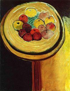Apples - Matisse Henri