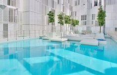 Marina Botafoch.puerto ibiza.apart lujo.diseñado por Jean Nouvel. 2 hab.2 bañoAlquiler de vacaciones en Ibiza Centro de @homeaway! #vacation #rental #travel #homeaway