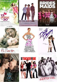 The Best Movies for a Girls' Night In - xo, lauren and jane
