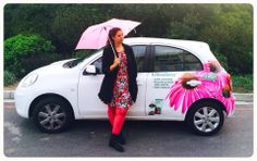 "Claire is ""singing in the rain"" this winter thanks to Echinaforce."