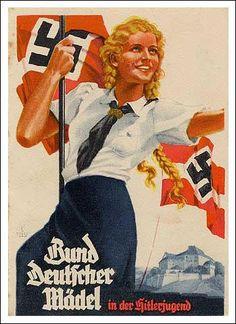 German League of Girls (Bund Deutscher Mädel)