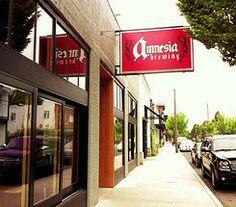 Amnesia Brewery                                       1834 Main St.                                       Washougal,WA 98671 360-335-1008