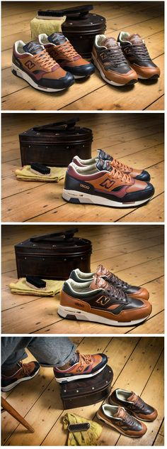 Very very cool New Balance Made In England M1500 Gentlemans Choice | Raddest Men's Fashion Looks On The Internet: http://www.raddestlooks.org