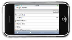 Les meilleures alternatives gratuites à Google Reader sur iPhone