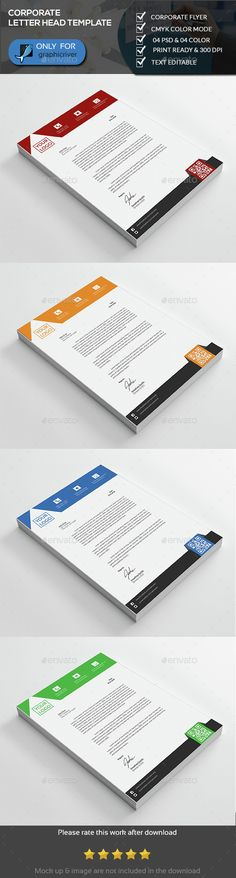 Pinterest u2022 The worldu0027s catalogue of ideas - corporate letterhead template