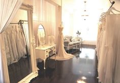 Bridal Boutique - The possibility of opening my own boutique? IT'S POSSIBLE! Passion, hardwork and dedication!
