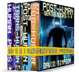 Free Kindle Book -  [Science Fiction][Free] Post-Human Series Books 1-4