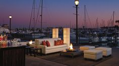 The Ritz-Carlton, Marina del Rey - Invite your guests to experience the beauty of the ocean and marina with an event in our waterside lounge