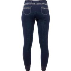 Pantalones montar amazonas crystal Madeira