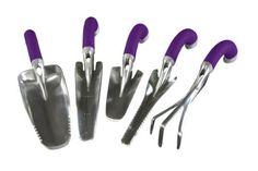 Radius Garden 5-Piece Purple Ergonomic Hand Tool Set by Radius Garden, http://www.amazon.com/dp/B00CZ787KQ/ref=cm_sw_r_pi_dp_jDLtsb0AGKQJW