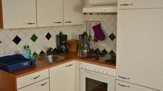 Küche Kitchen Cabinets, Home Decor, Kitchen Cupboards, Homemade Home Decor, Decoration Home, Kitchen Shelves, Interior Decorating