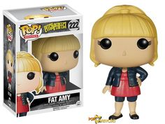 New Pitch Perfect POP Vinyls - Fat Amy Pitch Perfect