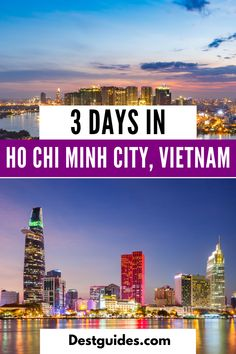 Planning to spend 3 days in Ho Chi Minh city, Vietnam? Here is the complete 3 day Ho Chi Minh city itinerary that will show you everything from what to do, to where to go. | What to do in Ho Chi Minh city in 3 days | Ho Chi Minh city things to do in 3 days | 3 days in Ho Chi Minh city itinerary | Ho Chi Minh city in 3 days| things to do in Ho Chi Minh city, Vietnam| Ho Chi Minh city itinerary for 3 days | places to visit in Ho Chi Minh city| must visit places in Ho Chi Minh city| #Destguides