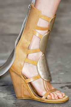 The Spring 2013 Accessories Report - Roman Holiday - Rick Owens