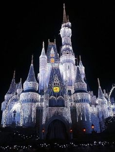 Nothing like a Disney Christmas! Beautiful.
